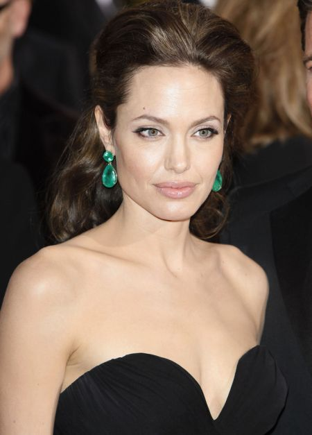 Angelina Jolie Earrings!