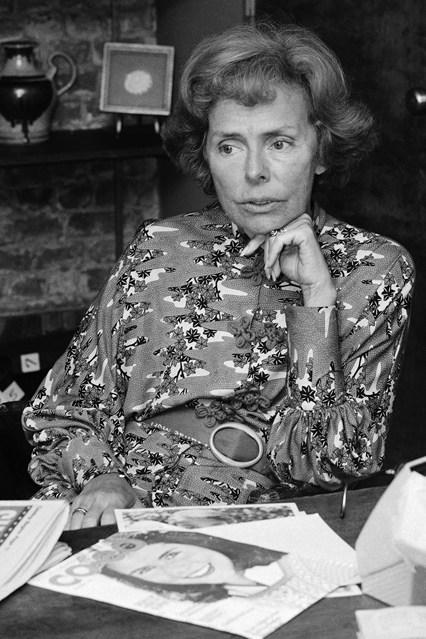 Eileen Ford Vogue
