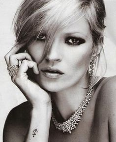 Kate Moss It's Your Birthday!