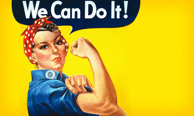 We Can DoIt!