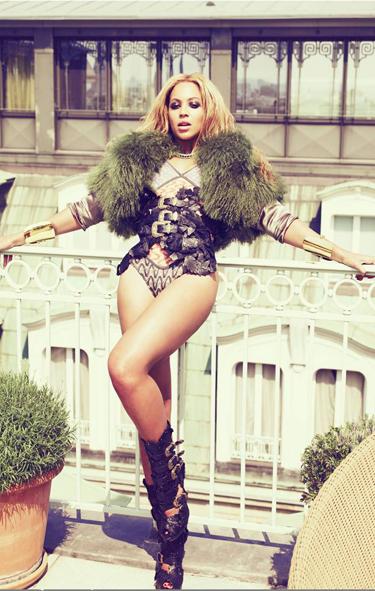 A September Beyonce