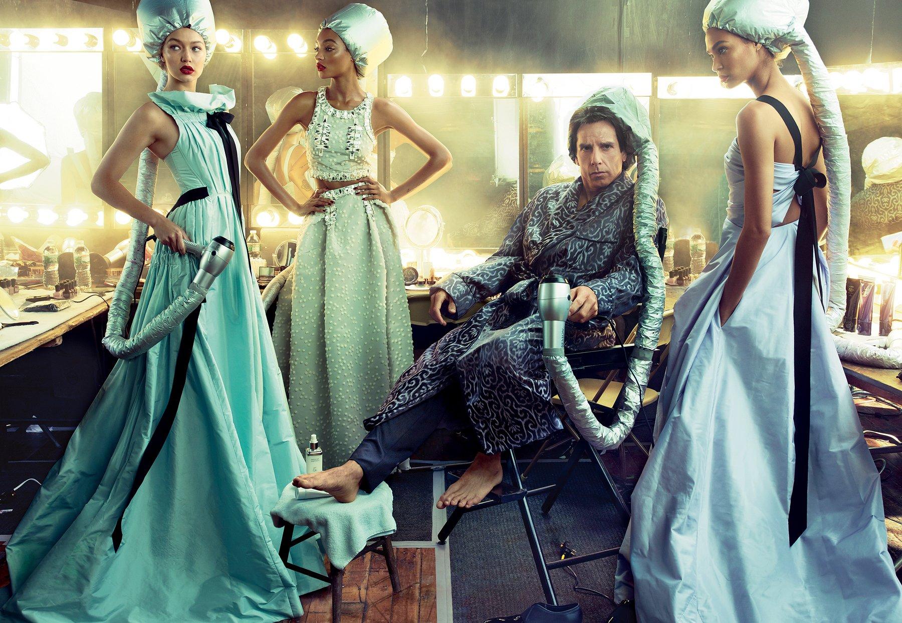 Zoolander in Vogue