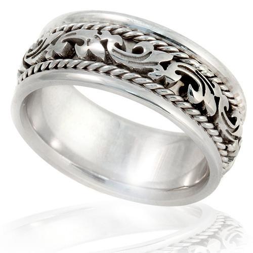 Celtic Silver Knots